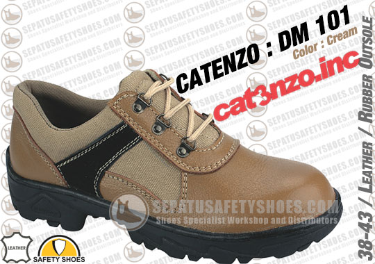 CATENZO DM 101 Sepatu Safety Sepatu Safety Catenzo DM 101