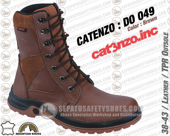 CATENZO DO 049 Sepatu Gunung Sepatu Gunung CATENZO DO 049
