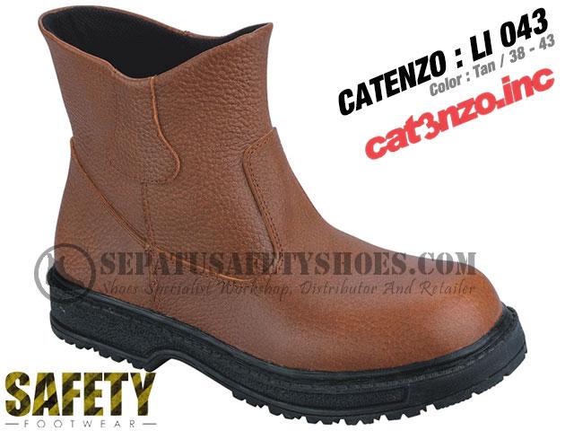 CATENZO-LI-043-Sepatu-Safety