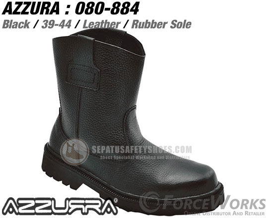 jual sepatu safety boots